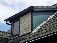dakkapel  voor het schilderen